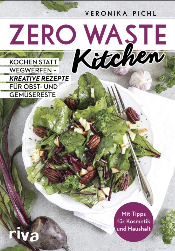 Zero Waste kitchen Buchtitel