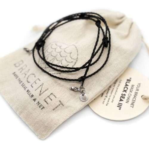 Bracenet mask chain Black Sea III