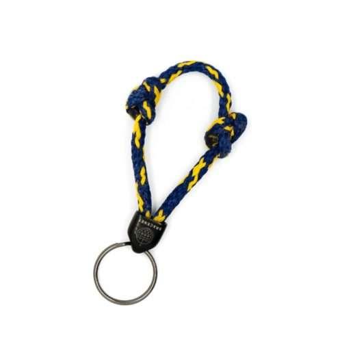 Bracenet North Sea Sylt 3 Keychain black