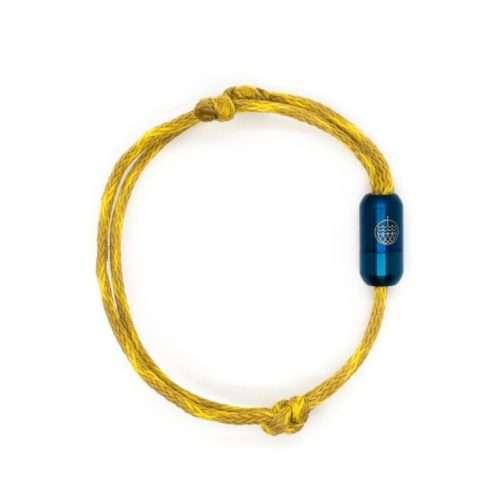 Wadden Sea Bracenet blue