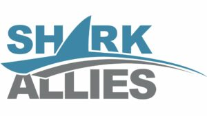 Shark Allies Logo Bracenet Shark Bracenet II