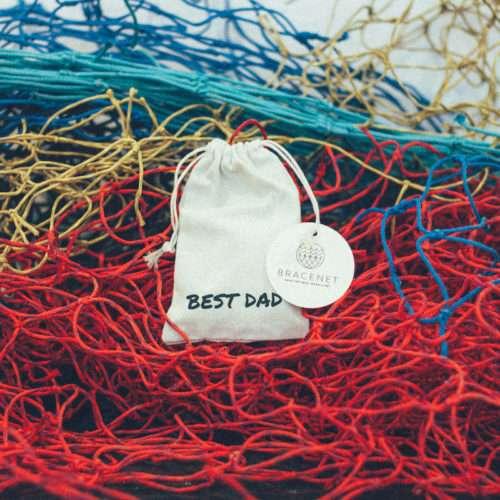 Best Dad Verpackung Bracenet