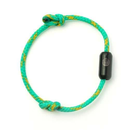 Andaman Bracenet mit schwarzen Verschluss