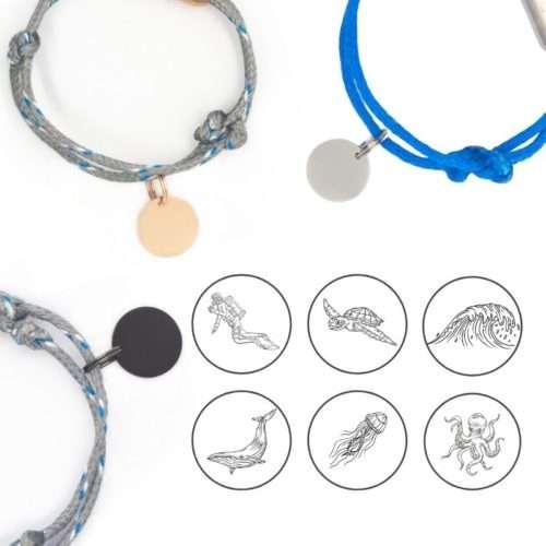 Bracenet personalisierer Anhänger
