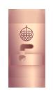 rosé gold bayonet