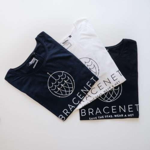 Bracenet Shirt alle Farben Logo