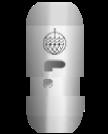 Silber-Bajonett