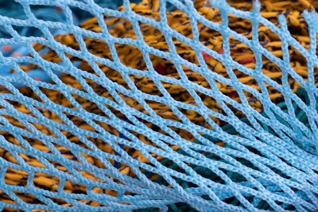 Bracenet Farben der Fischernetze