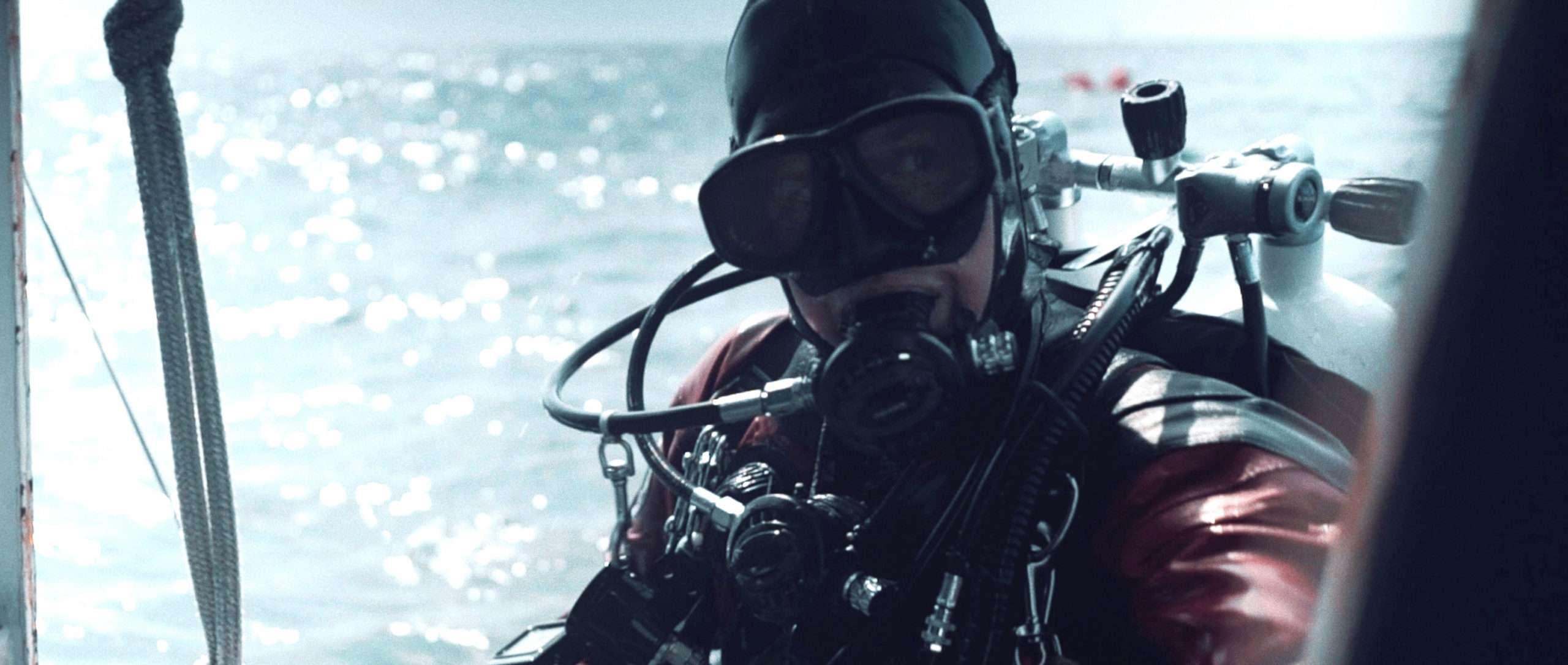 bracenet ghost diving