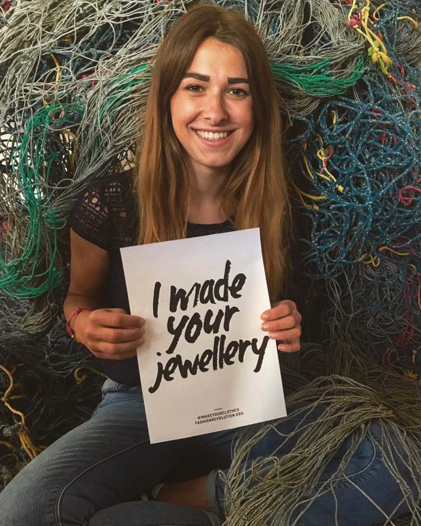 I made your Jewelry, Mitarbeitervorstellung Bracenet