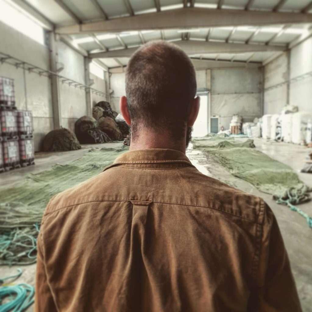 Nofir zerlegt Geisternetze in Bestandteile fürs Recycling